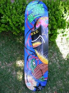 Welder Skateboard