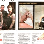 Manly Daily article pt 2