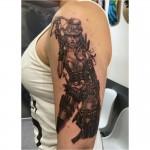 Van Helsing tattoo