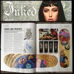 Inked magazine October